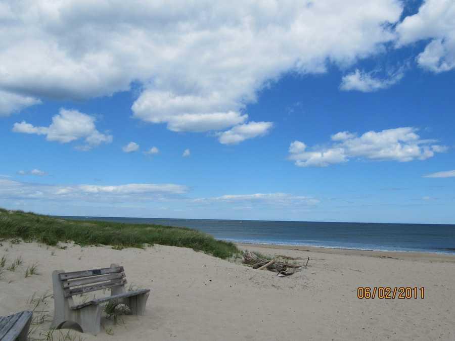 15) Seabrook Beach, Seabrook, N.H.