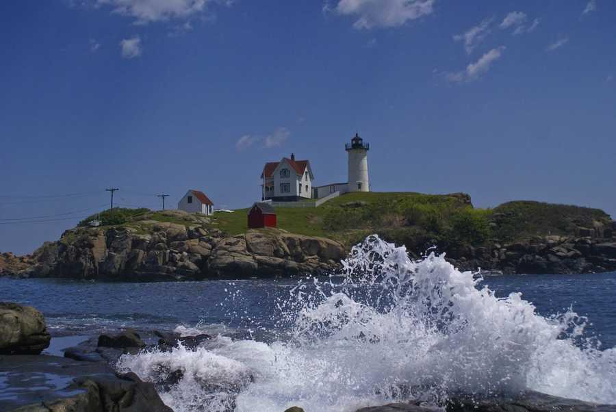 14) York Beach, Maine