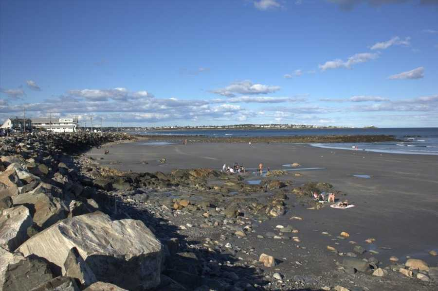 Long, wide beaches edge the New England coast from Maine to Connecticut, with dozens of cozy locations in between that people call their favorite.