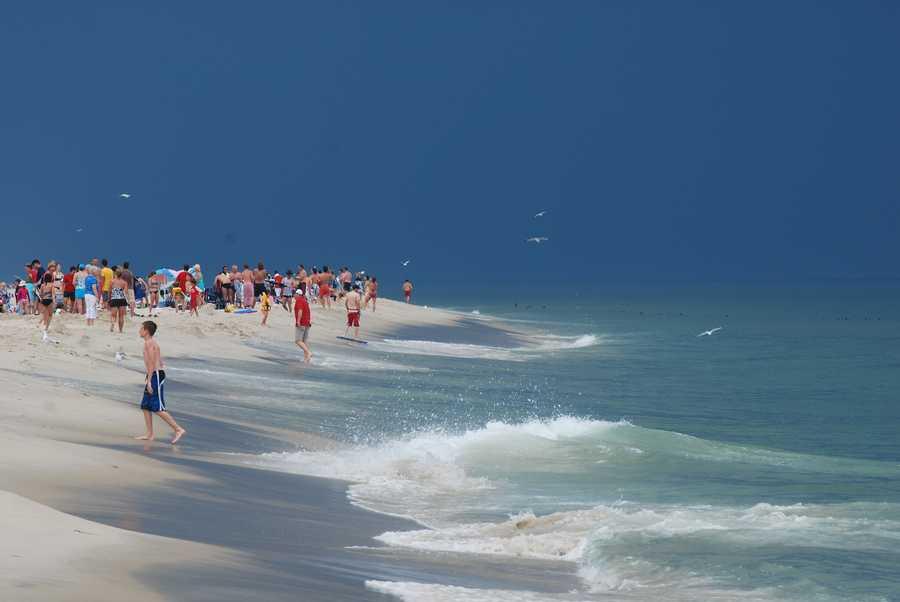 16) Nauset Beach - Orleans, Mass.
