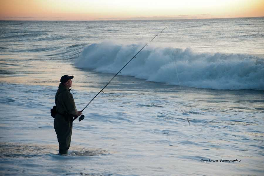 Popular Nauset Beachis a lengthy 10-mile expanse starting in Orleans stretching all the way to Chatham. It's home to beautiful sunrises, excellent bass and blues fishing, surfing, sunbathing, swimming and the occasional shark sighting.