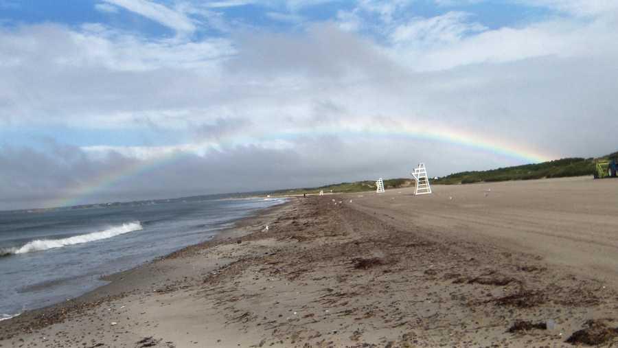 8) Horseneck Beach, Westport, Mass.