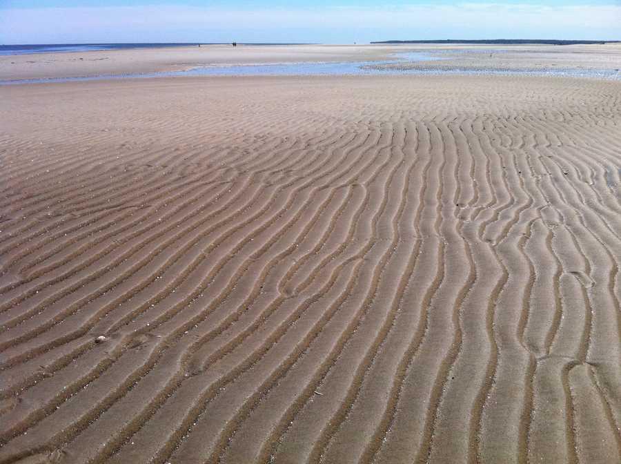 7) Crane's Beach, Ipswich, Mass.