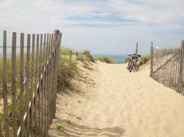 20) Race Point Beach, Provincetown, Mass.