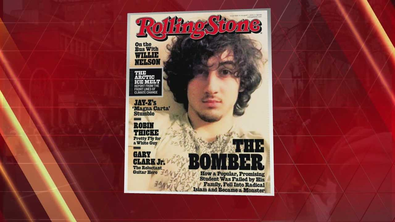 img-Marathon Bombing suspect on magazine cover
