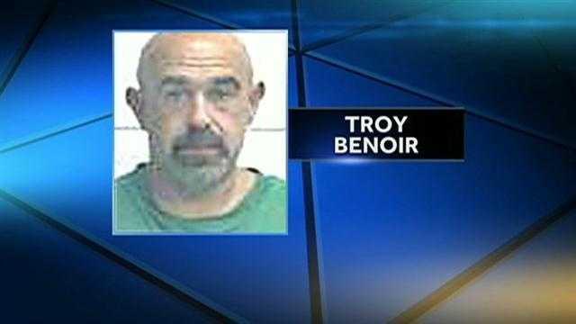 Troy Benoir walmart
