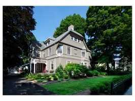 48 Eliot St. is on the market in Jamaica Plain for $2.2 million.