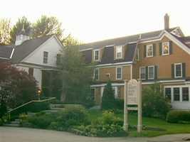 The long favored White Barn Inn, features a 5 star restaurant.