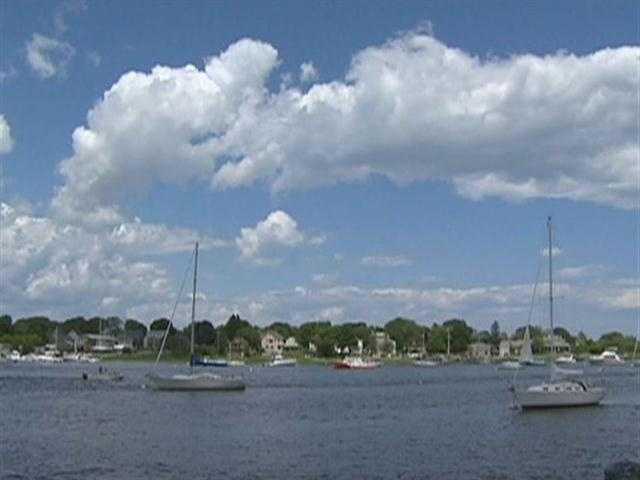 Welcome to Newburyport, Massachusetts.
