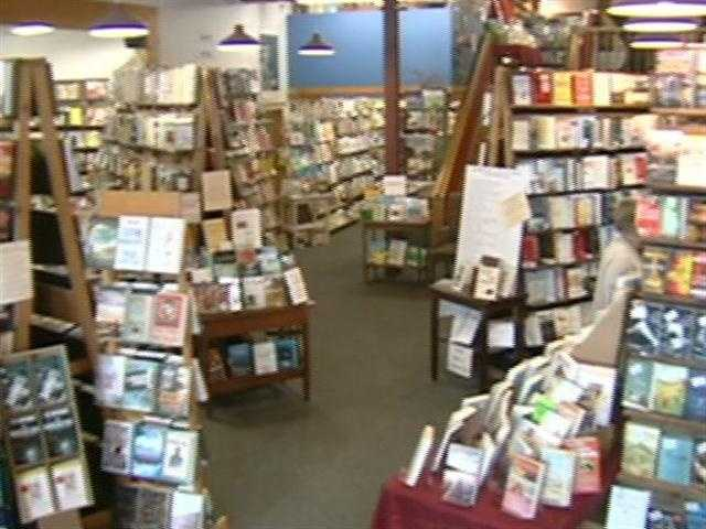 Jabberwocky Books has thrived here for four decades.