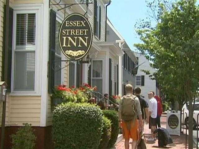 For overnight stays, Inns and B&B's, are sprinkled around town.