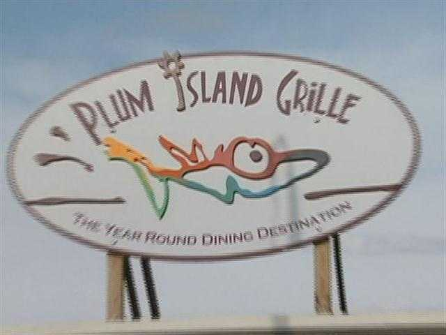 To Plum Island, and the cultishly popular, Plum Island Grille.