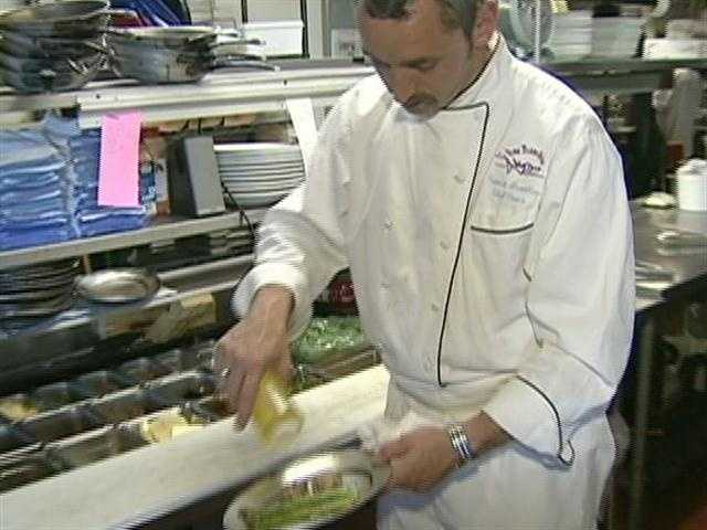 Chef/Owner Francis Broadbery creates artful cuisine to rival the best of Boston Bistros.