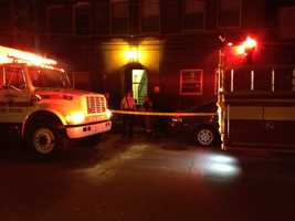 A landlord discovered the body after neighbors complained of a strong smell for the past few days.