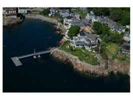133 Front Street is on the market in Marblehead for $5.8 million.
