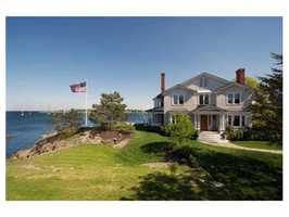 Is is one of the most spectacular homes in New England.