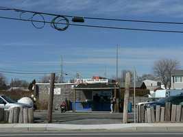10) Flo's Clam Shack, Middletown, R.I.