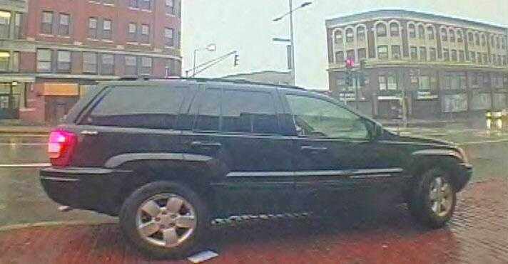 Lord's car was later found in South Boston, where it was set on fire.