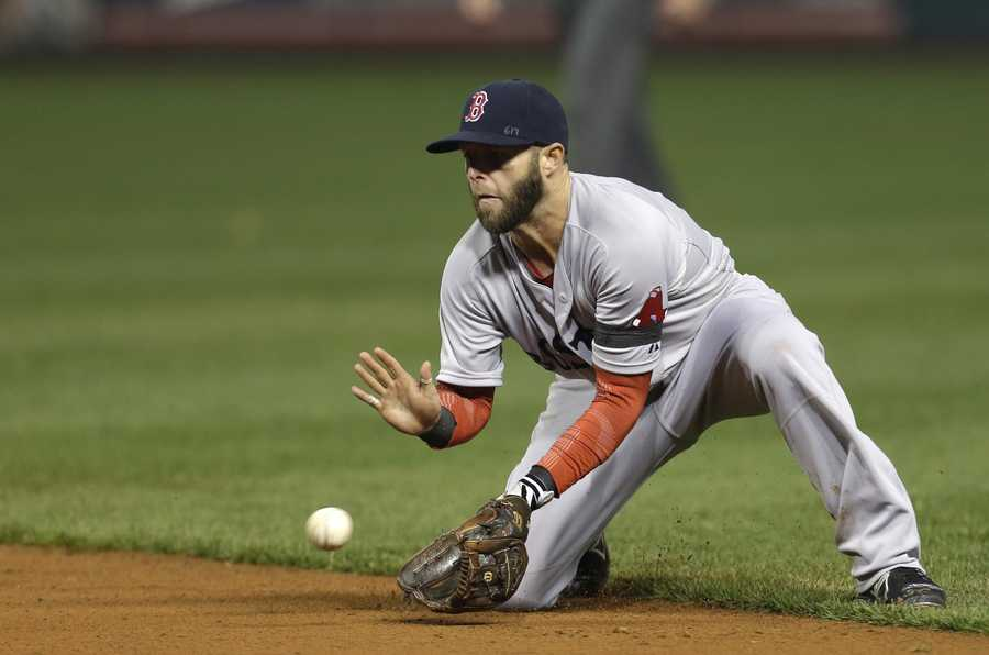 In addition to his offensive performance, Pedroia has been a major defensive contributor to the Red Sox.