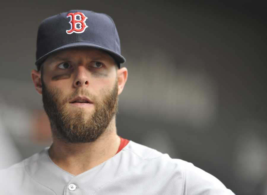 Pedroia was drafted by the Red Sox in the second round of the 2004 Major League Baseball Draft, with the 65th pick overall.