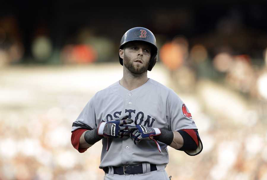 Pedroia, the eighth shortstop drafted, received a $575,000 signing bonus.
