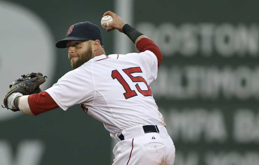 In two years in the minors (2004–06), Pedroia batted .308 while playing second base and shortstop.