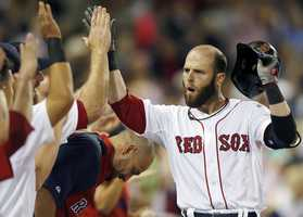 On July 23, 2013, Pedroia and the Red Sox agreed to a 8-year extension worth $110 million.