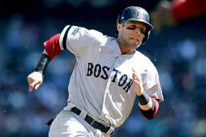 Dustin Pedroia is a fan of the NBA team, the Sacramento Kings, and NFL team, the San Francisco 49ers.