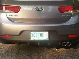 XQZEME - Creative way of saying excuse me?