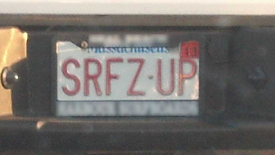 SRFZ UP - Surf's up!