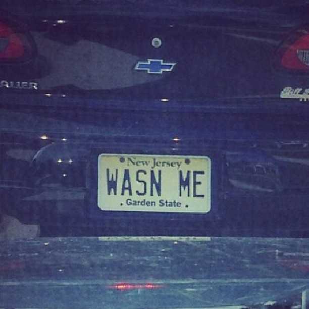 WASN ME - Wasn't Me