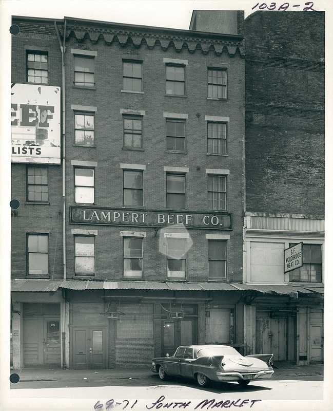 From the City of Boston archives, a look back at Boston's West End.
