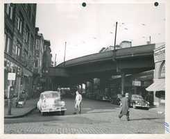 Causeway and Lowell Streets circa 1958.