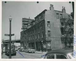 Barton and Leverett Streets about 1958