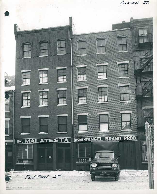 Fulton Street in 1964