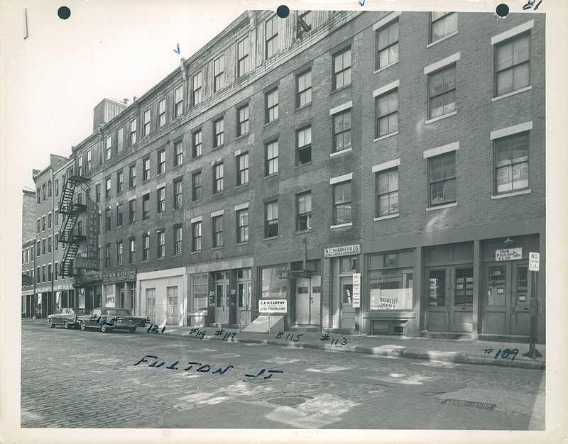 Fulton Street 1964