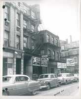 Green Street in 1958