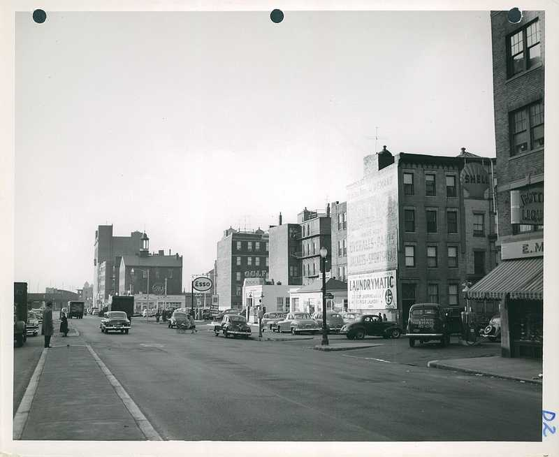 Cambridge Street in 1952