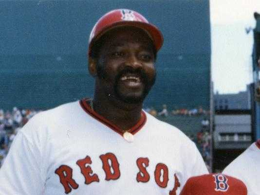 "George ""Boomer"" Scott was a three-time All-Star first baseman during the 1960s and 1970s who slugged 271 career homers. Scott spent most of his 14-year career with the Boston Red Sox and Milwaukee Brewers. He hit 27 homers during his rookie season with the Red Sox in 1966.(March 23, 1944 – July 28, 2013)"