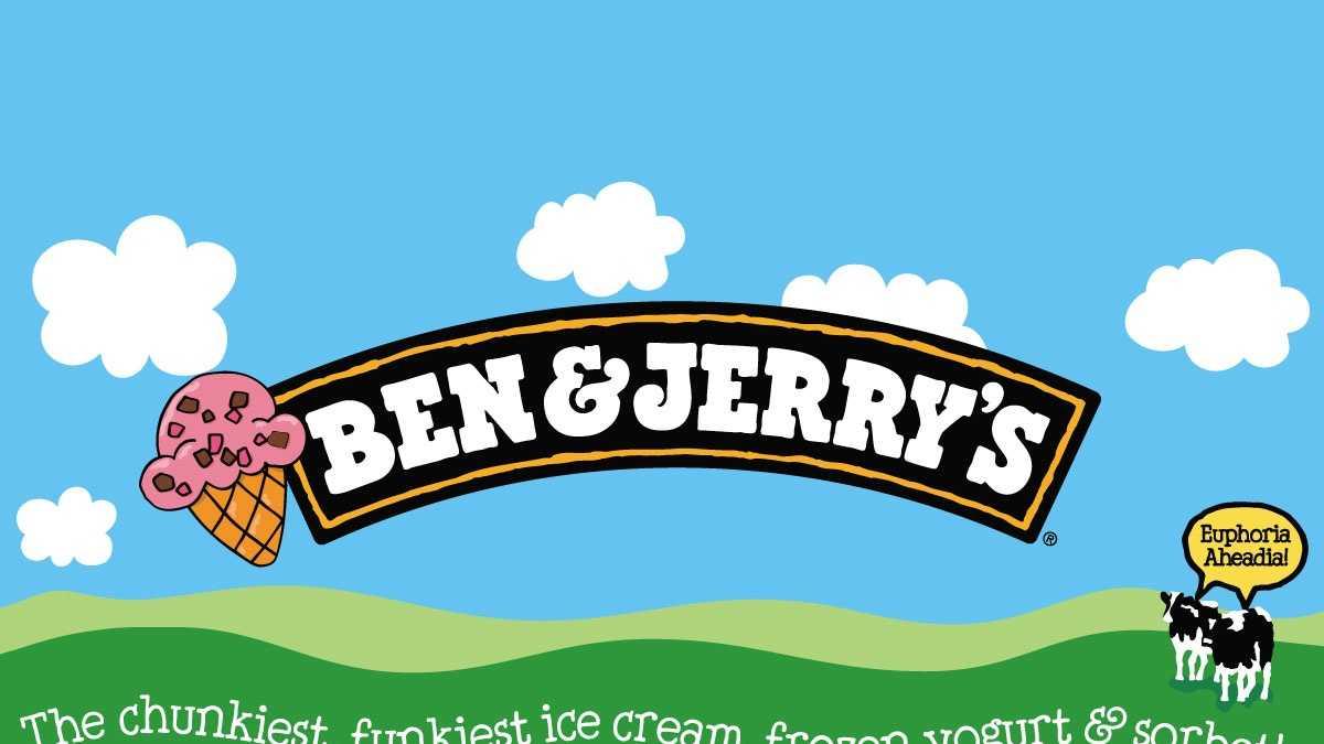Ben&Jerry's Logo 073013