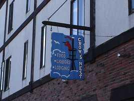 48) Crow's Nest, Gloucester, Mass.