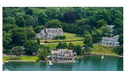 1 Steamboat Lane is on the market in Hingham for $3.75 million.