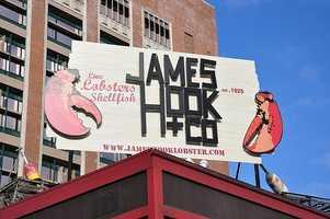 28) James Hook & Company, Boston