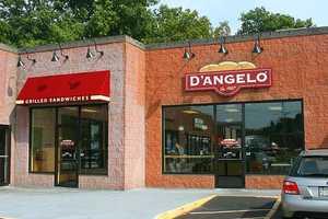 25) D'Angelo Sandwich Shops