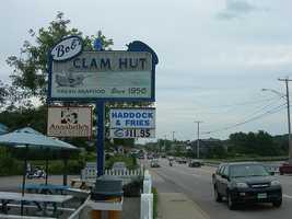 17) Bob's Clam Hut, Kittery, Maine