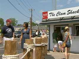 15) The Clam Shack, Kennebunkort, Maine