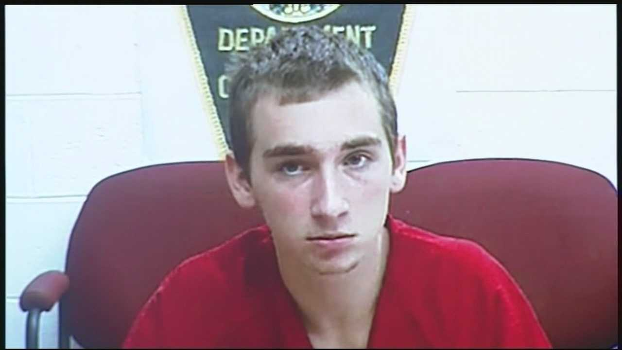 Teen accused of assaulting woman in home