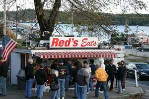 7) Red's Eats, Wiscasset, Maine