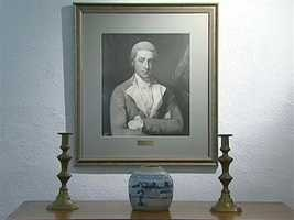 It's also the birthplace and former home of Gilbert Stuart.