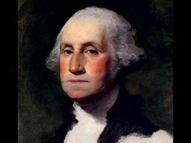 Gilbert Stuart was most known for painting this portrait of George Washington.
